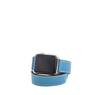 hermes-blue-leather-apple-watch