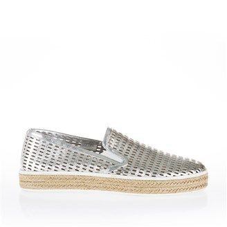silver-perforated-slip-ons