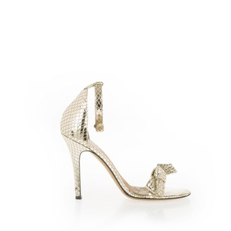 gold-snake-skin-sandals-with-bow