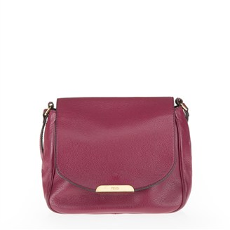fuschia-leather-crossbody-bag