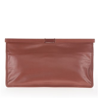 large-red-leather-clutch