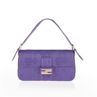 purple-leather-baguette-bag